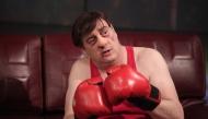 Краси Радков в ролята на Киро Роки