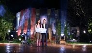 Winners of Beauty and the Geek became Siana Chalakova and Alexander Hadjimitov