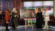 Иво Сиромахов представя историята на художниците Ботичели, Леонардо и Рубенс в ''Телевизионни дневници и нощници'', 31.10.2012 г.