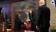 Николай Маринов - лауреат на голямата награда за постижения в област ''Изкуства'' 2013 за ученици от V до VIII клас на фондация ''Димитър Бербатов''