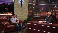 Димитър Петров – един от създателите на българския анимационен сериал ''Златната ябълка'', 26.11.2015 г.