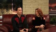Золтан Пап и Андреа Крен - солисти на Lord of the Dance, 20.02.2018 г.