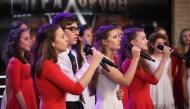 Смесен хор ''Звъника'' на финала на ''Игра на хорове'', 17.06.2016 г.