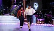 Танц на Мирослав и Христо по песента ''They Don't Care About Us'' на Майкъл Джексън