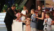 Участниците в ''Нова звезда'' получиха подарък таблет, 17.06.2019 г.