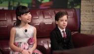 Г-ца Тереза и г-н Андреев в рубриката ''Запознай се с малките'', 06.12.2013 г.