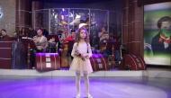 Симона Иванова изпълнява песента ''Ах, къде е мойто либе'', 23.01.2014 г.