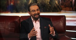 Kabir Bedi was a guest on the show!