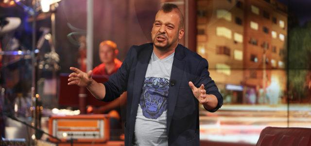 Иво Сиромахов в образа на Валери Божинов